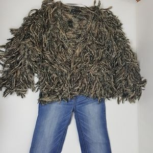 International concepts cardigan/sweater